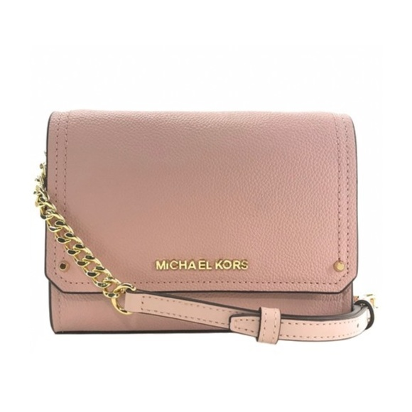 929dec84dde6 Michael Kors Hayes Small Convertible Clutch Pink